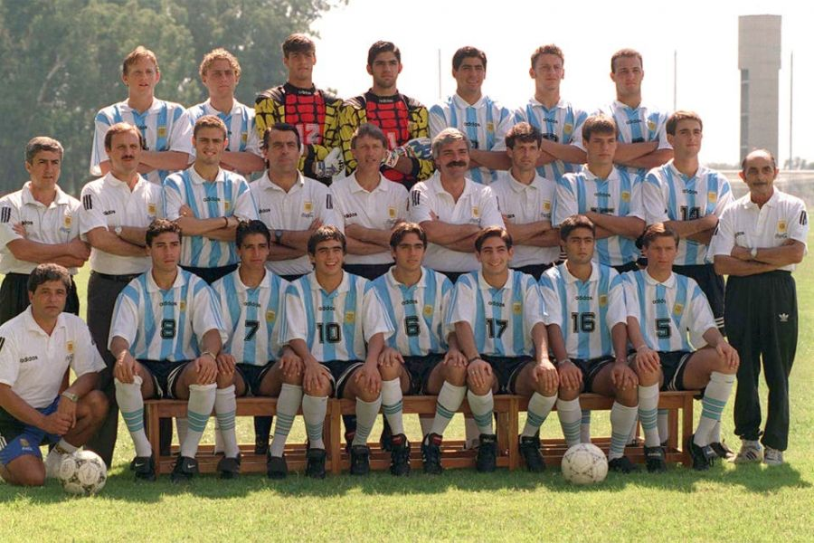 Sub 20 Qatar 1995