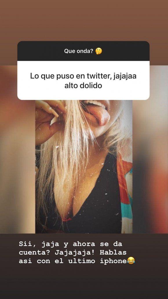 La picante respuesta de Morena Rial al provocativo mensaje de Facundo Ambrosioni