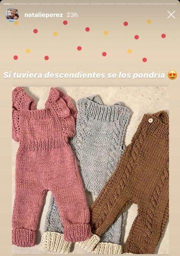Natalie Pérez sobre la maternidad