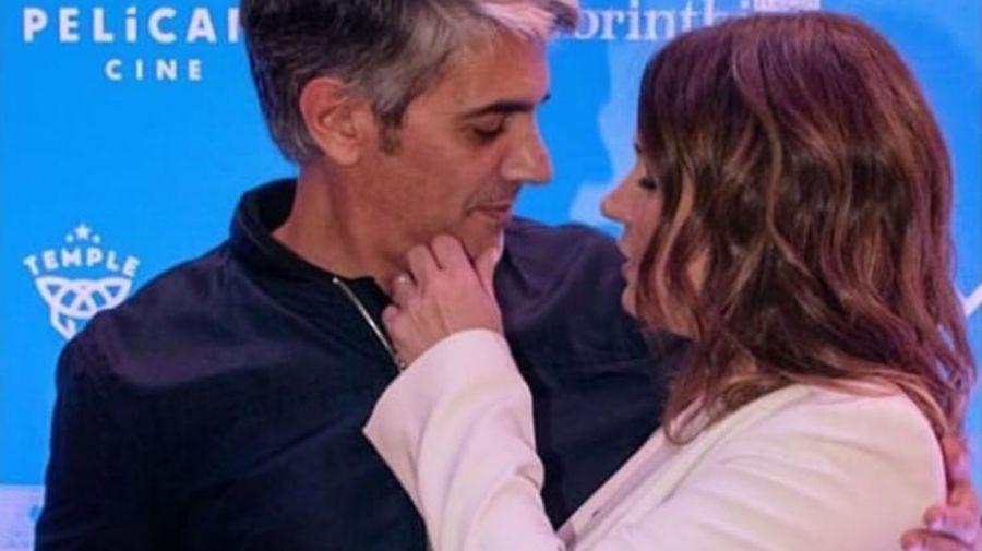 Pablo Echarri y Nancy Duplaa