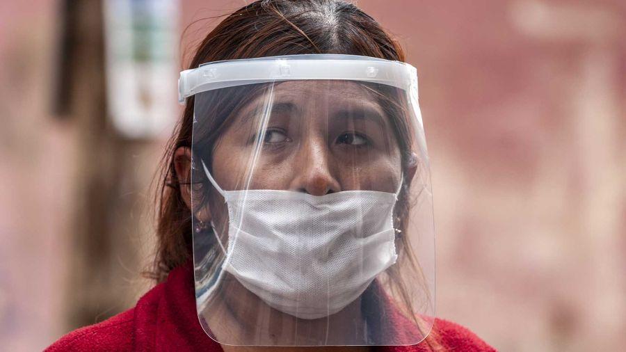 Recorrida Villa 31 por Coronavirus
