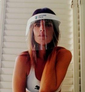 Verónica Monti, la ex de Sergio Denis, consiguió un particular trabajo, tras estar en la calle