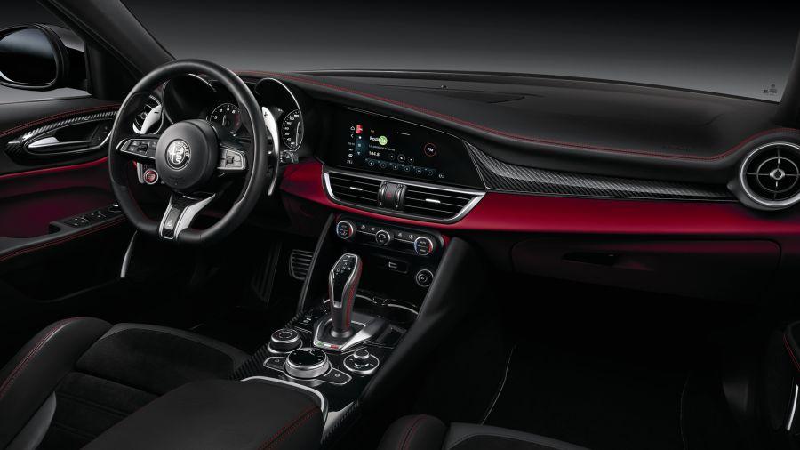 Así son los nuevos Alfa Romeo Giulia y Stelvio Quadrifoglio