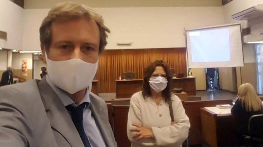 juicio por el crimen de Anahí Benítez 20200512