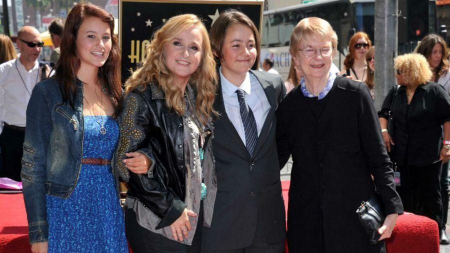 Bailey,Melissa Etheridge, Beckett yJulie Cypher