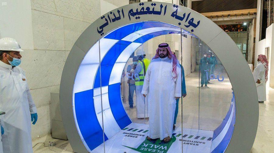 Arabia Saudita, coronavirus