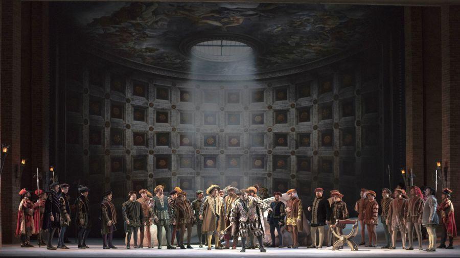 Teatro Colón, ópera Rigoletto