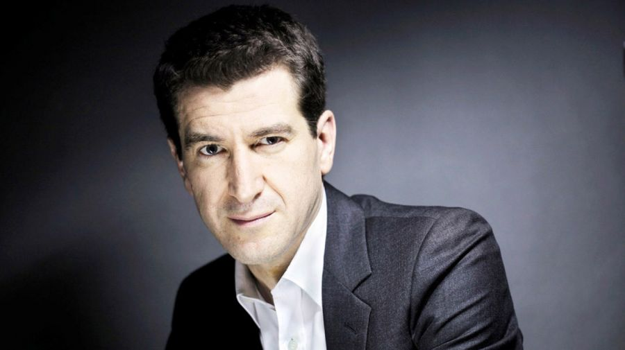 Matthieu Pigasse habló con Jorge Fontevecchia en su ciclo Periodismo Puro.