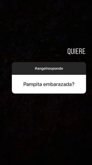 Angel de Brito reveló el gran deseo que Pampita tiene con Roberto García Moritan