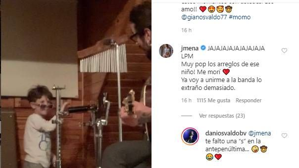 El palito de Daniel Osvaldo a Jimena Barón en plena cuarentena