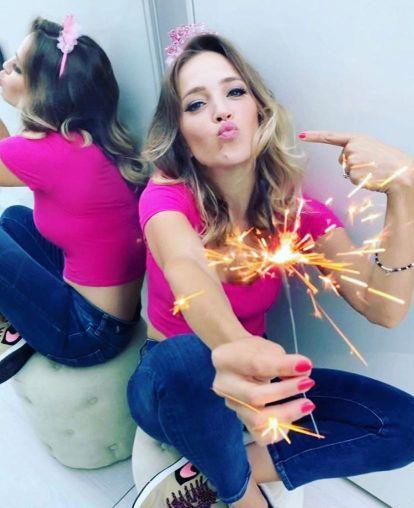 Luisana Lopilato cumple 33 años