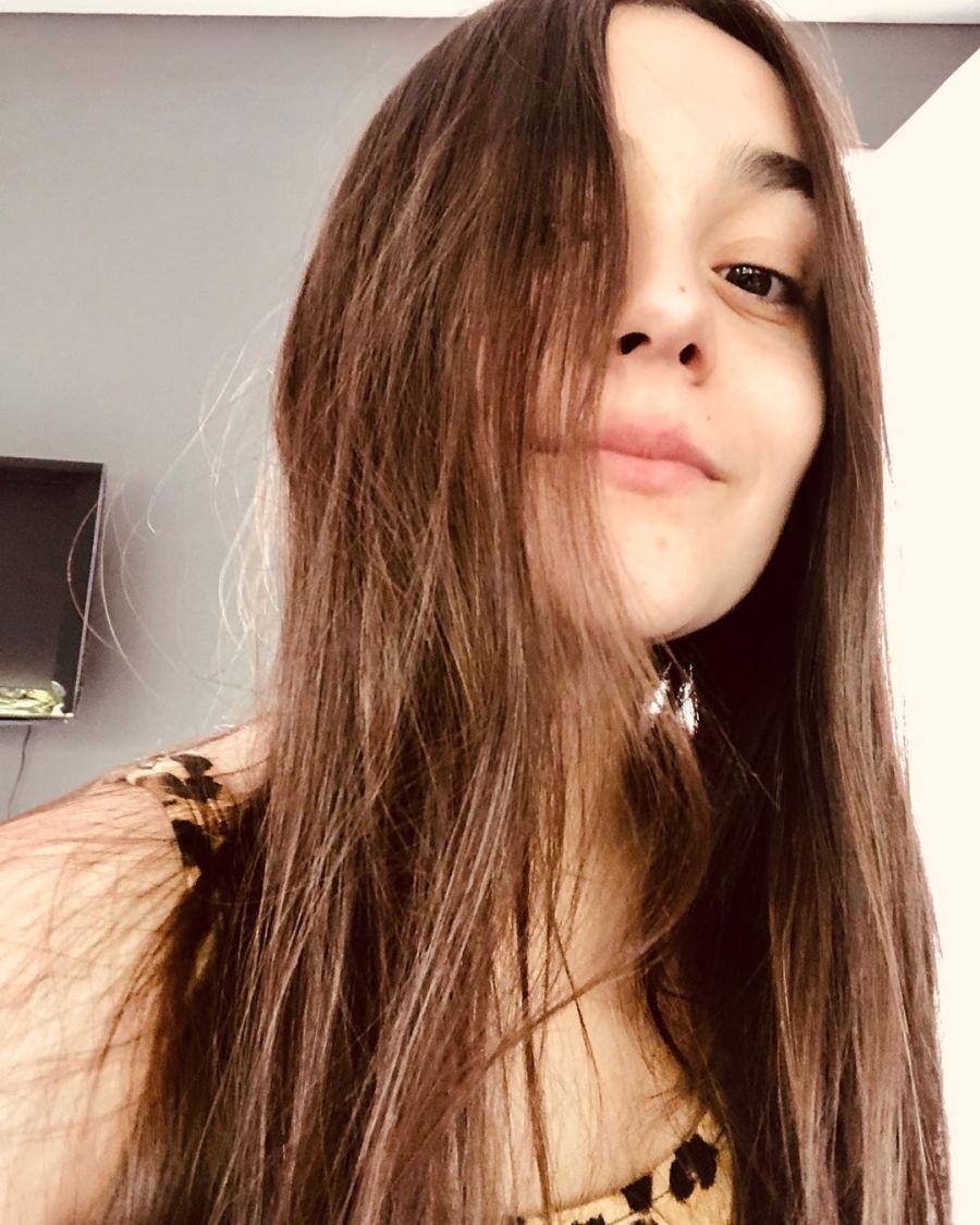 Brisa, la sobrina de Pampita