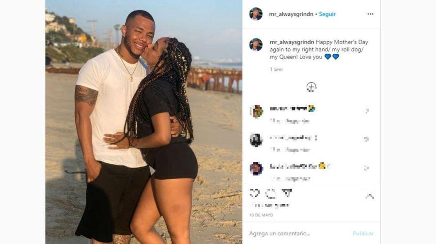 Gregory Tyree Boyce y Natalie Adepoju