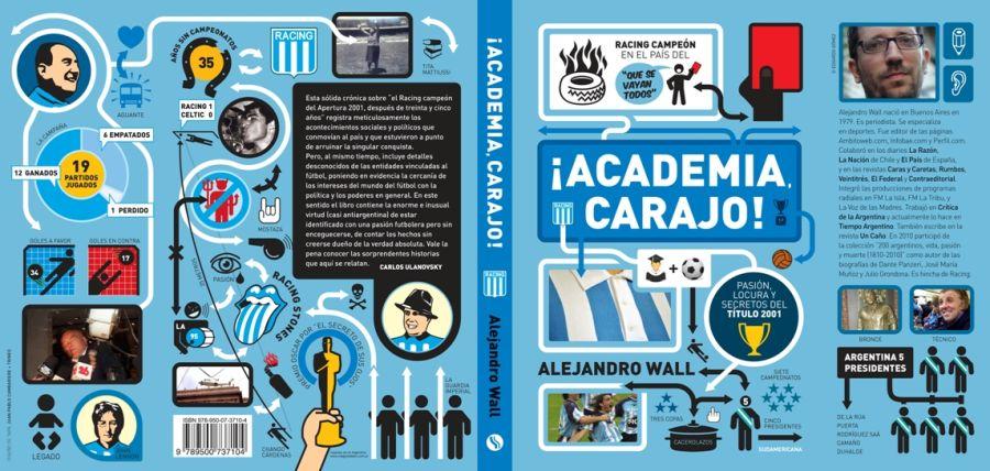 Libro Academia Carajo