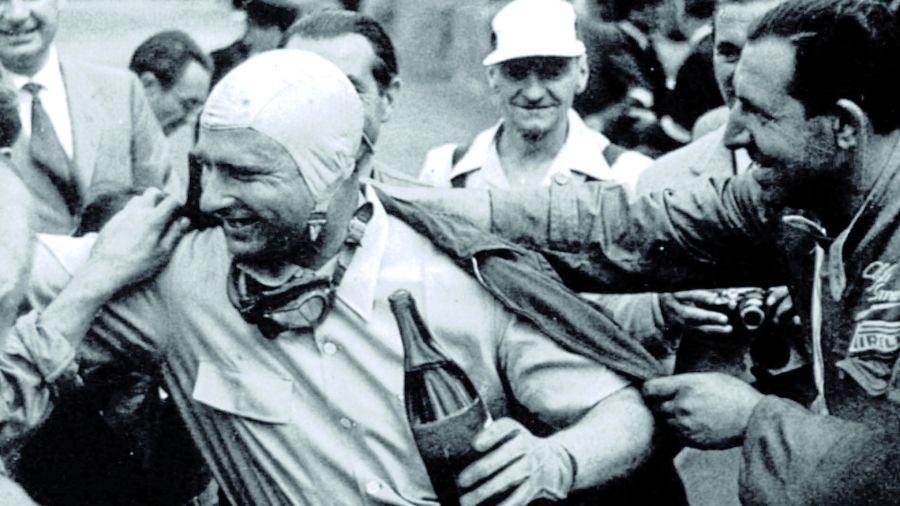 La segunda carrera de Formula 1 la ganó Juan Manuel Fangio en Mónaco