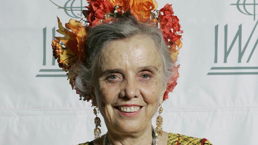 Elena Poniatowska 20200522