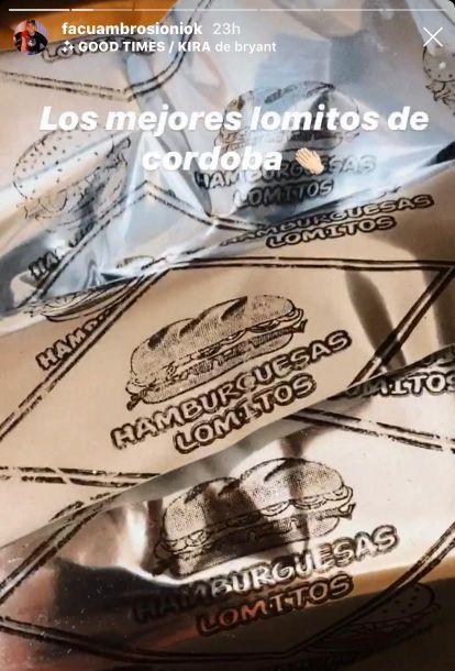 Facundo Ambrosioni en Córdoba