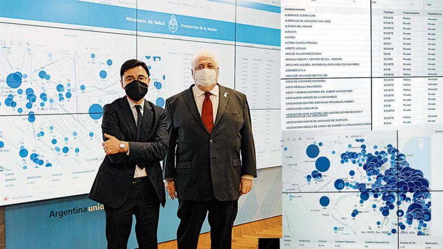 Entrevista del ministro Ginés González García con Jorge Fontevecchia, en el ciclo Periodismo Puro.