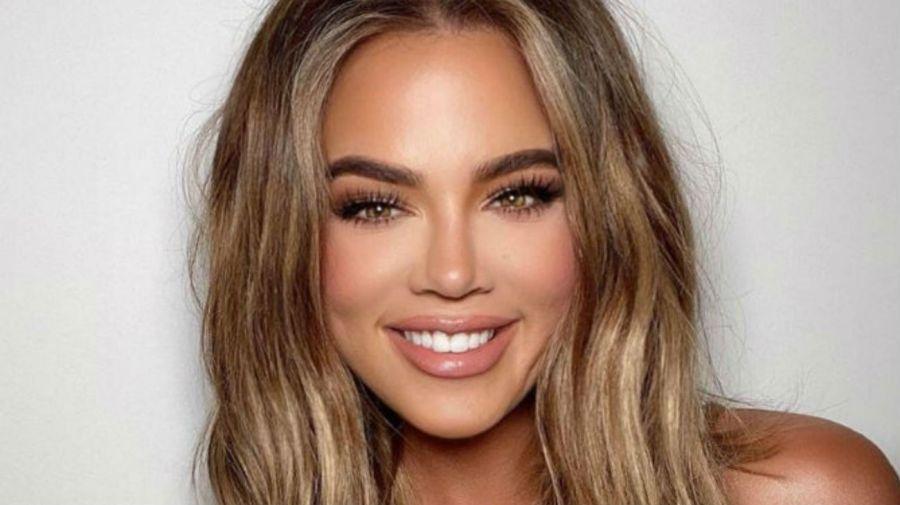 Khloe Kardashian nuevo rostro