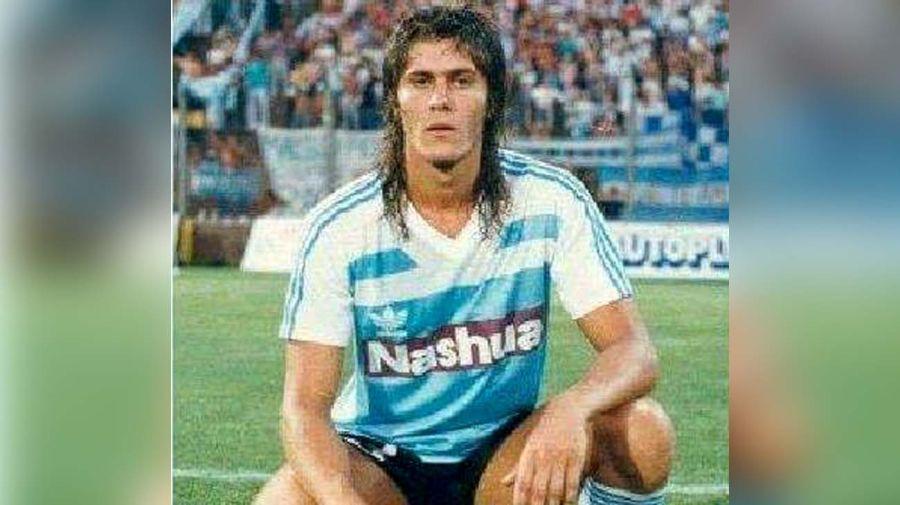 Hugo Lamadrid, ex jugador de Racing-20200527