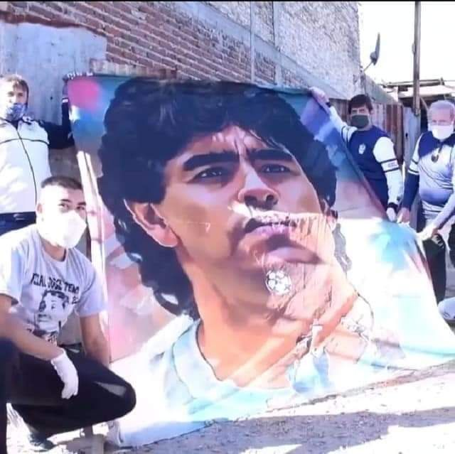 Maradona Villa Fiorito Gimnasia