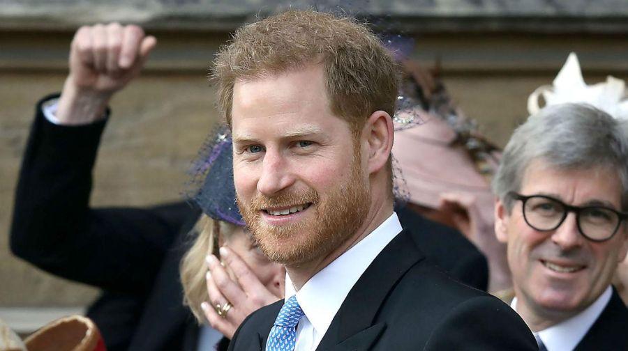 El príncipe Harry tenía Facebook y se filtró cual era su pseudónimo