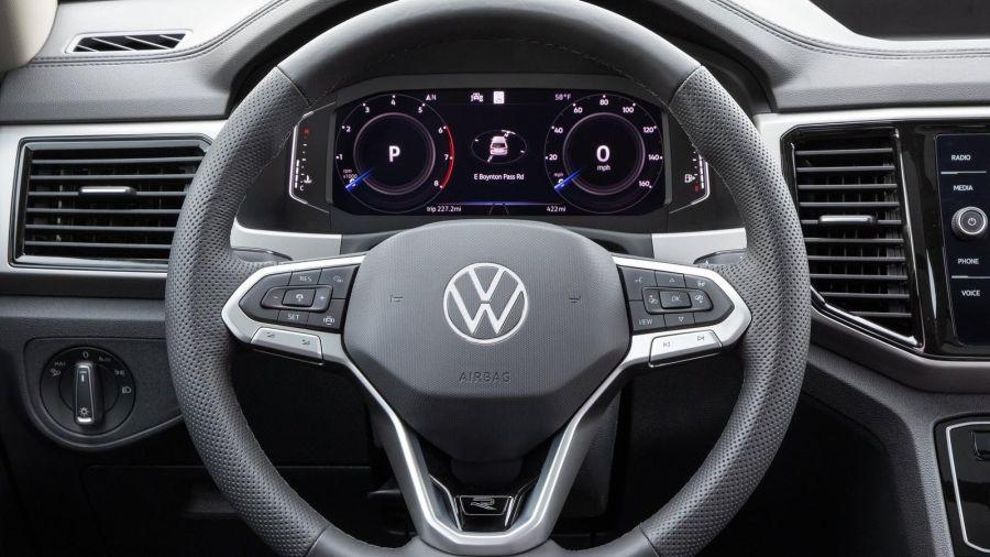Nuevo logo Volkswagen - Revista Parabrisas