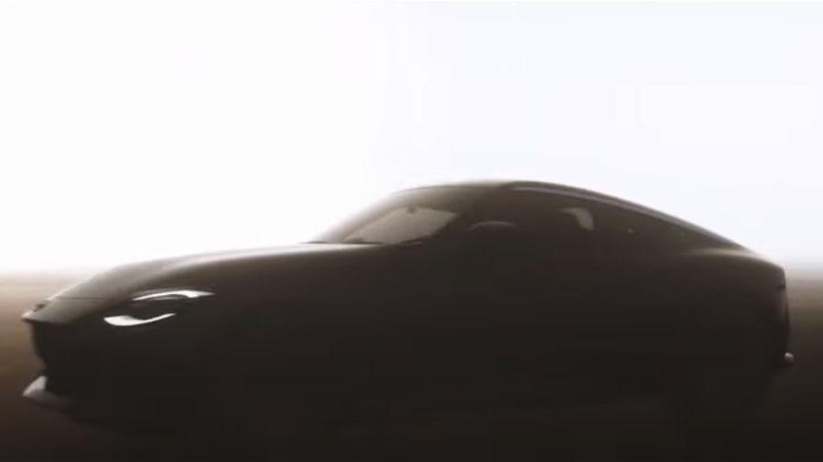Así podría ser el sucesor del Nissan 370Z