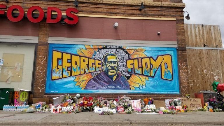 Homenaje a George Floyd