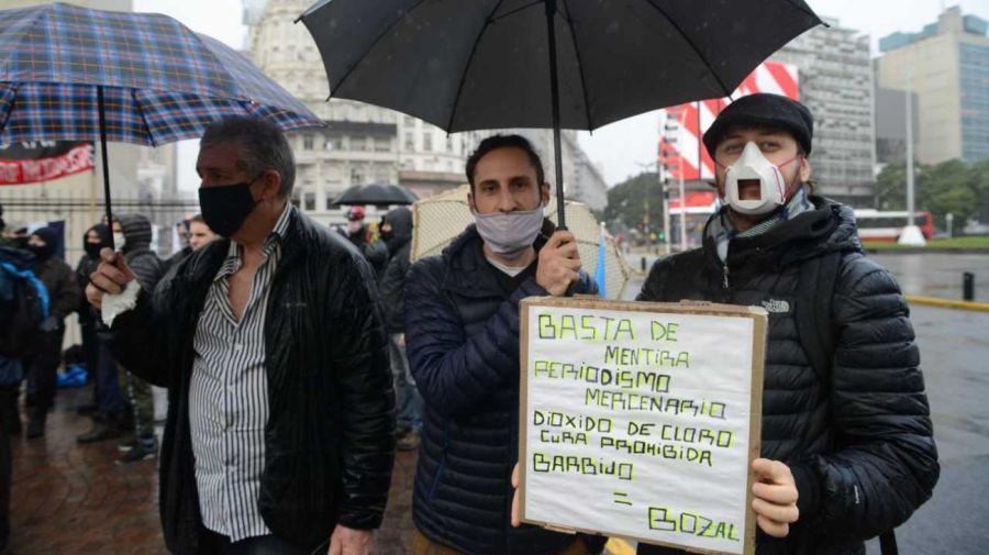 marcha anti cuarentena g_20200606