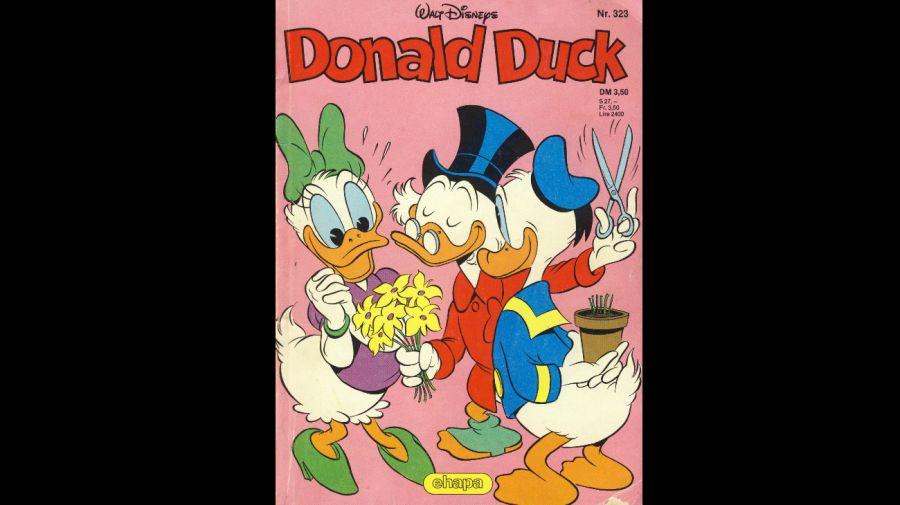 9 de junio, Día Mundial del Pato Donald