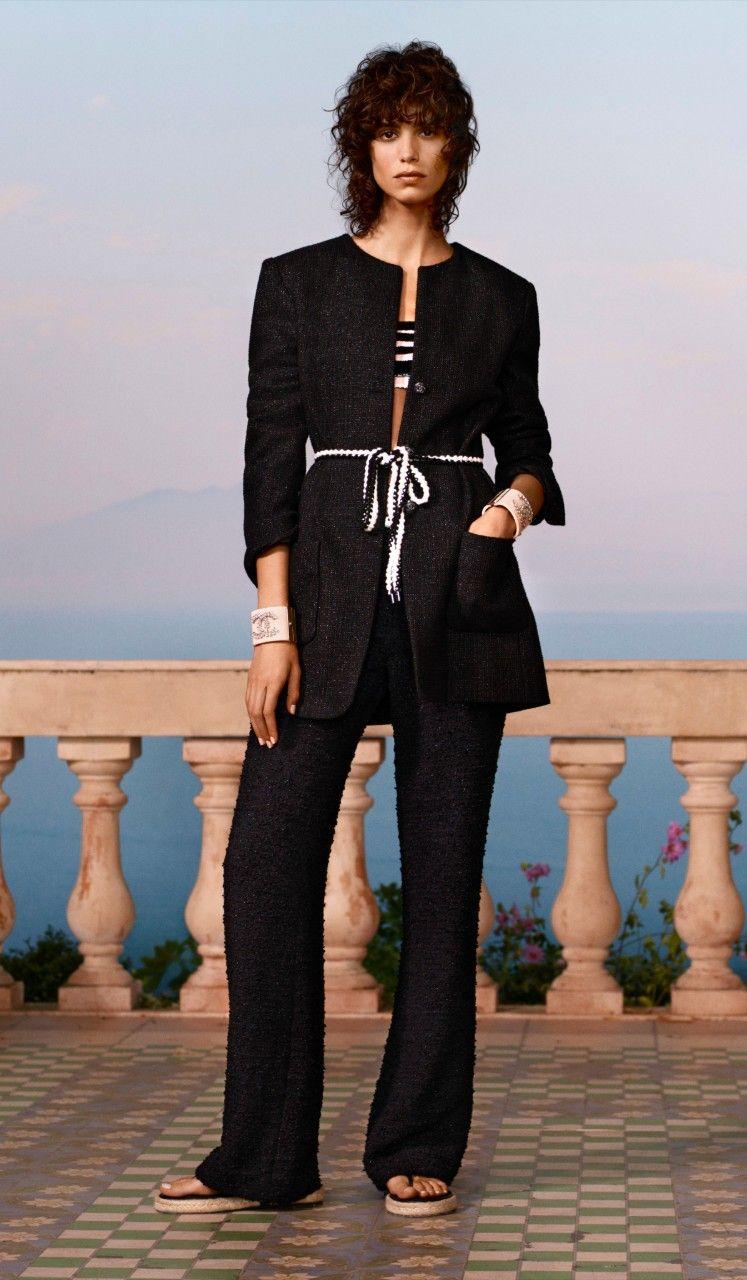 Chanel crucero Capri