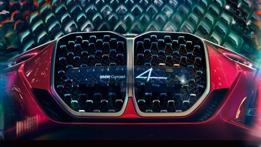 Por qué la parrilla de BMW se parece a dos riñones