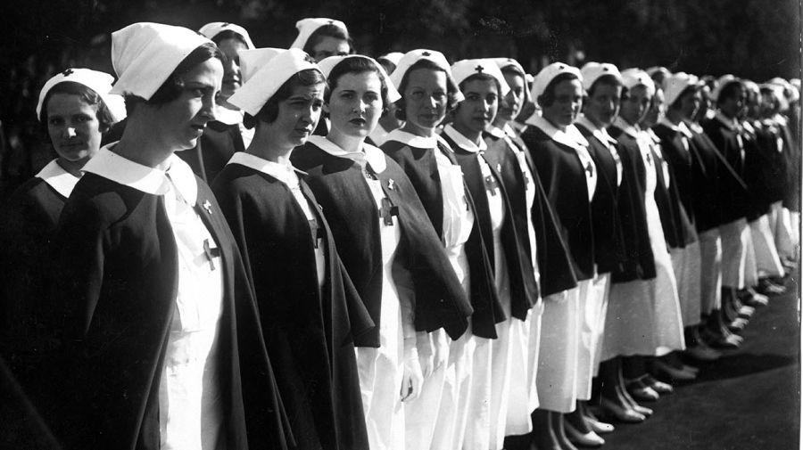 Cruz Roja Argentina cumple 140 años