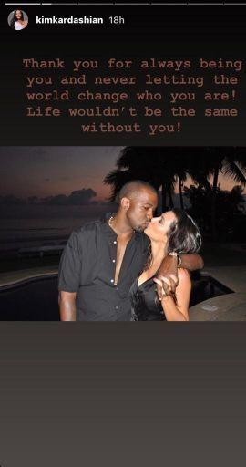 Kim Karsahian y Kanye West