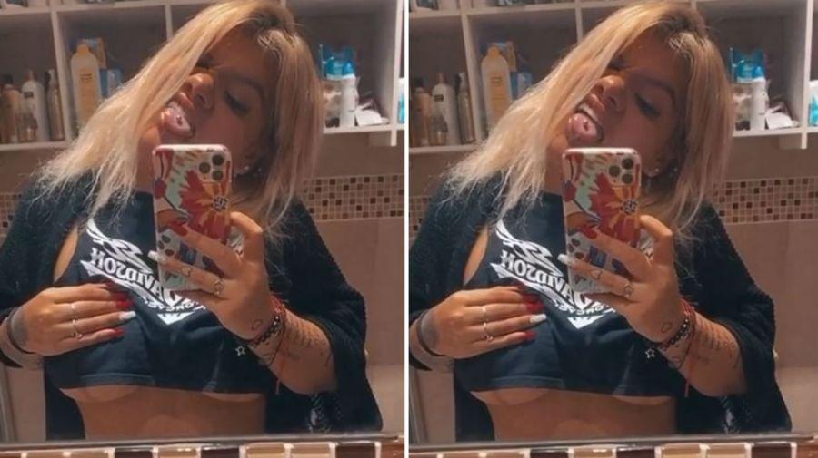 Morena Rial hot