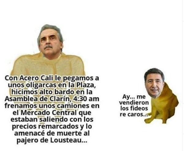 Guillermo Moreno meme.