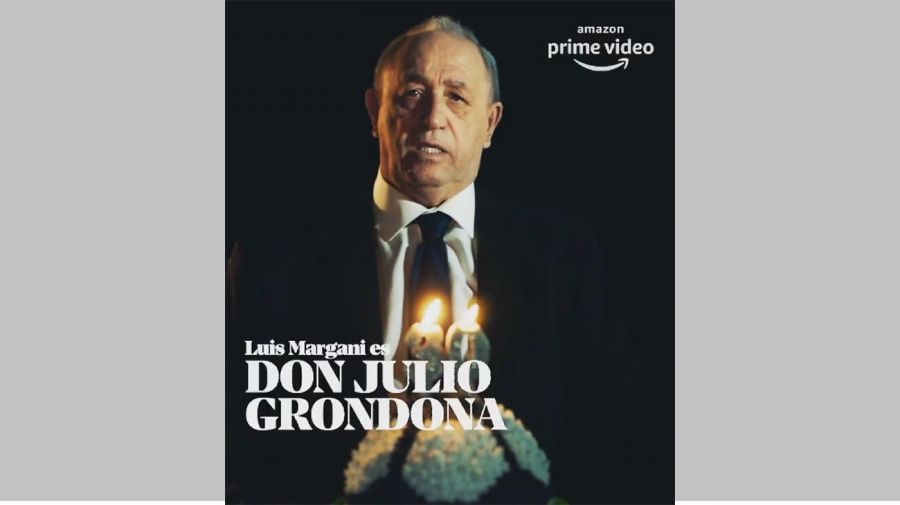 Julio Grondona serie El Presidente 20200610