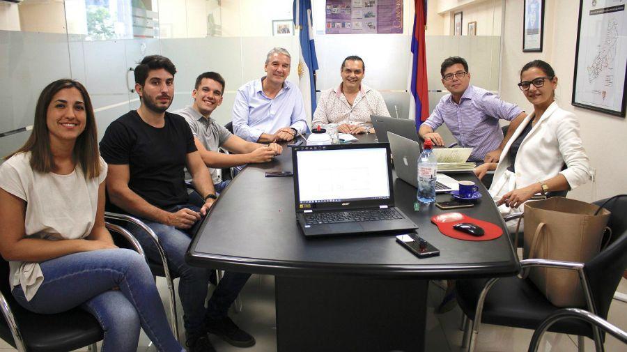 La provincia de Misiones fabrica los primeros termómetros infrarrojos inteligentes del país.