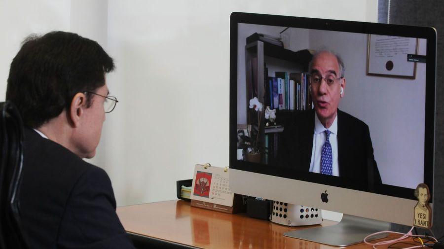 Dr Rifat Atun interview