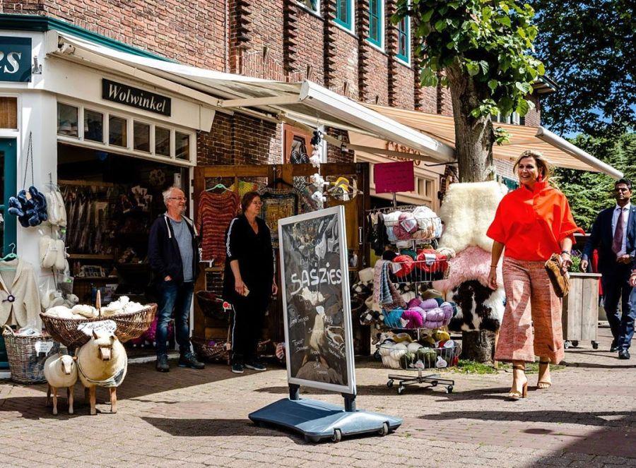 Máxima de Holanda se proclama como la reina del low cost