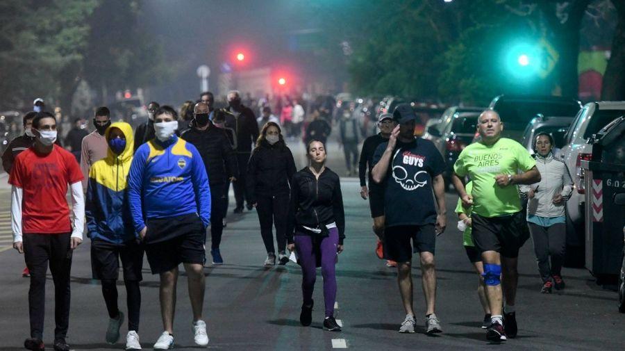 runners correr ciudad de buenos aires