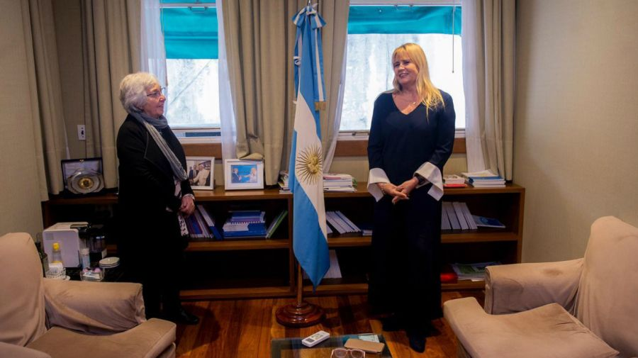 María Laura Garrigós de Rébori