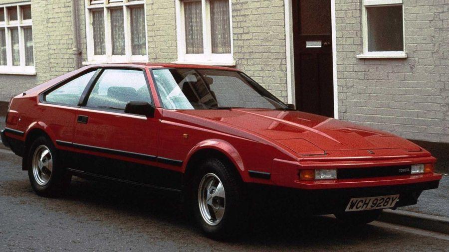 Toyota Celica Supra 1981-1982
