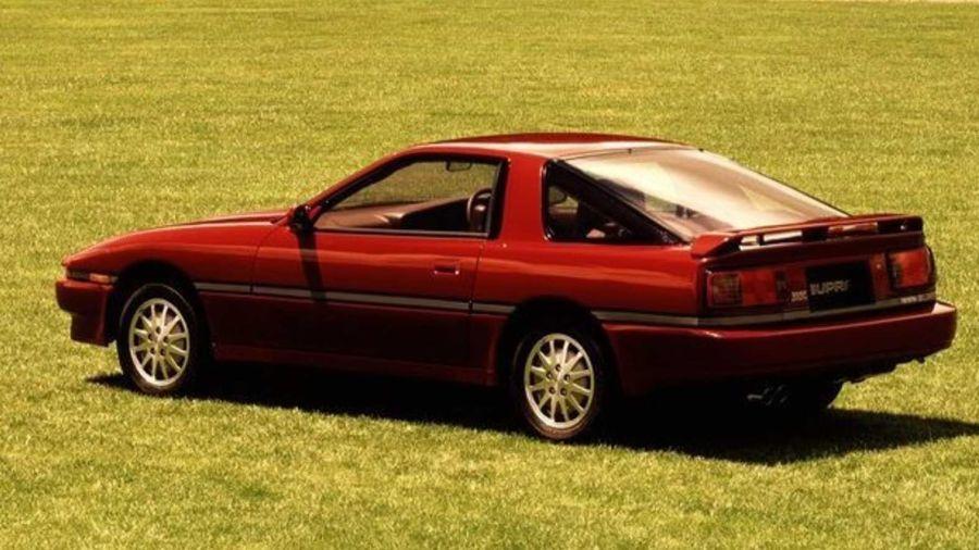 Toyota Supra 1985-1989