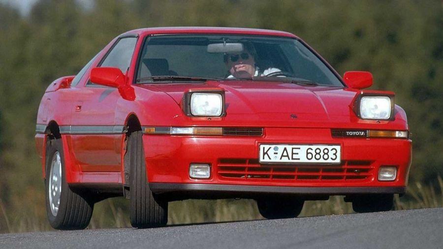 Toyota Supra 1989-1992