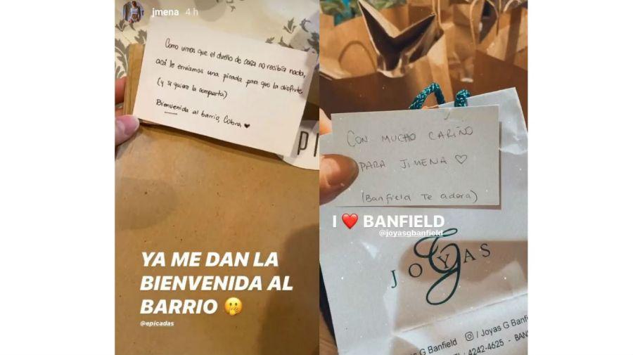 Jimena Baron - Bandfield