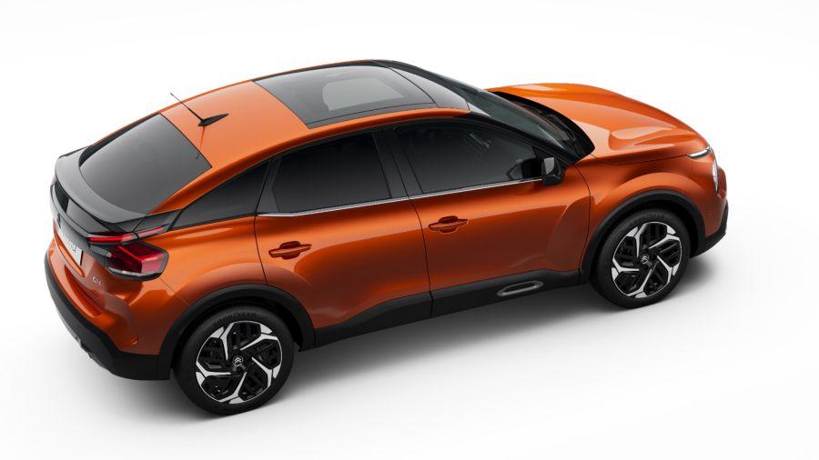Citroën develó el nuevo C4 junto a su variante eléctrica ë-C4