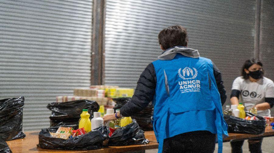 ACNUR refugiados pandemia Argentina 20200619