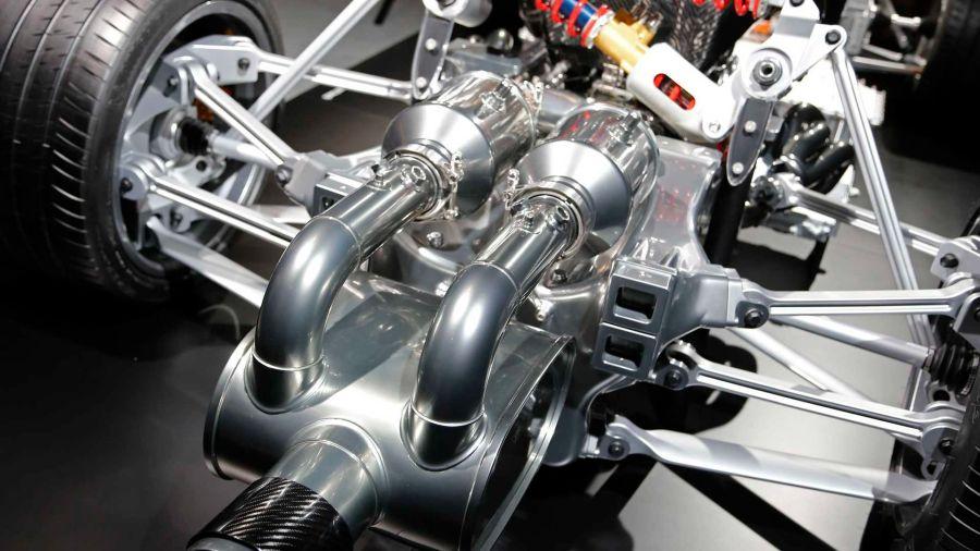 Mercedes será la primera en utilizar el sistema MGU-H en autos de serie